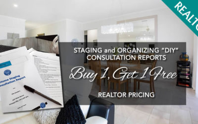"""STAGING and ORGANIZING """"DIY"""" CONSULTATION REPORTS"""