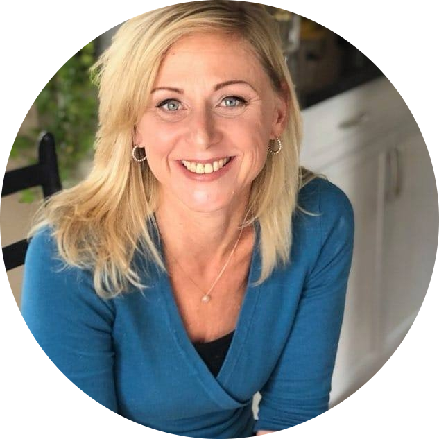 Alana owner of Home Interrupted home staging and organizing Orangeville
